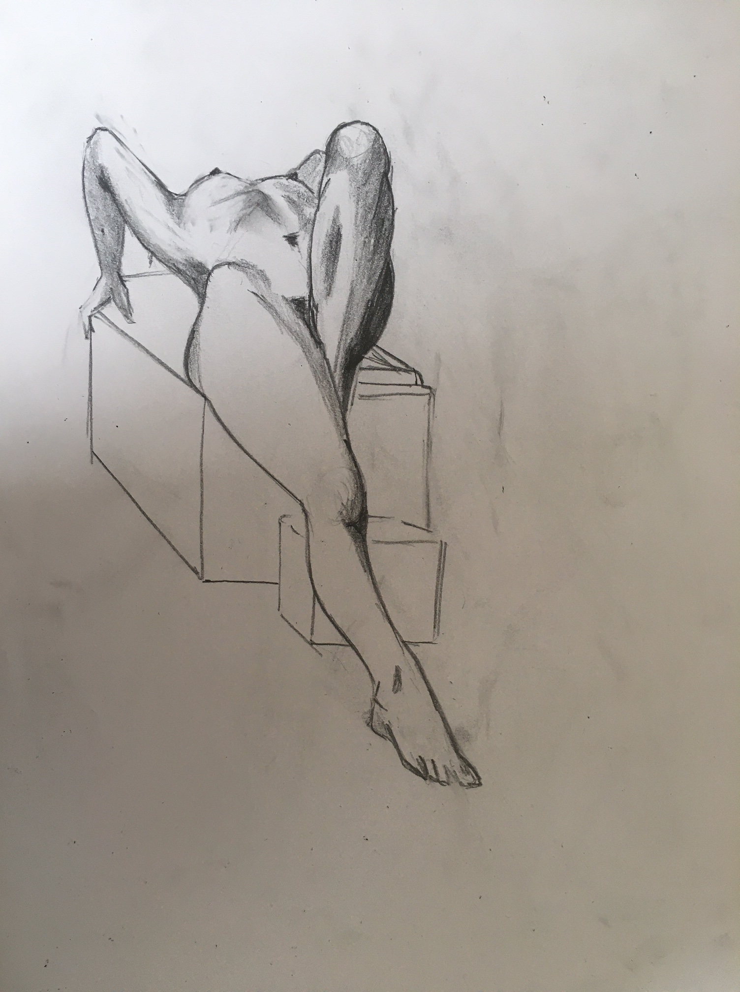 Dessin raccourci allong� dessin en ligne   cours de dessin