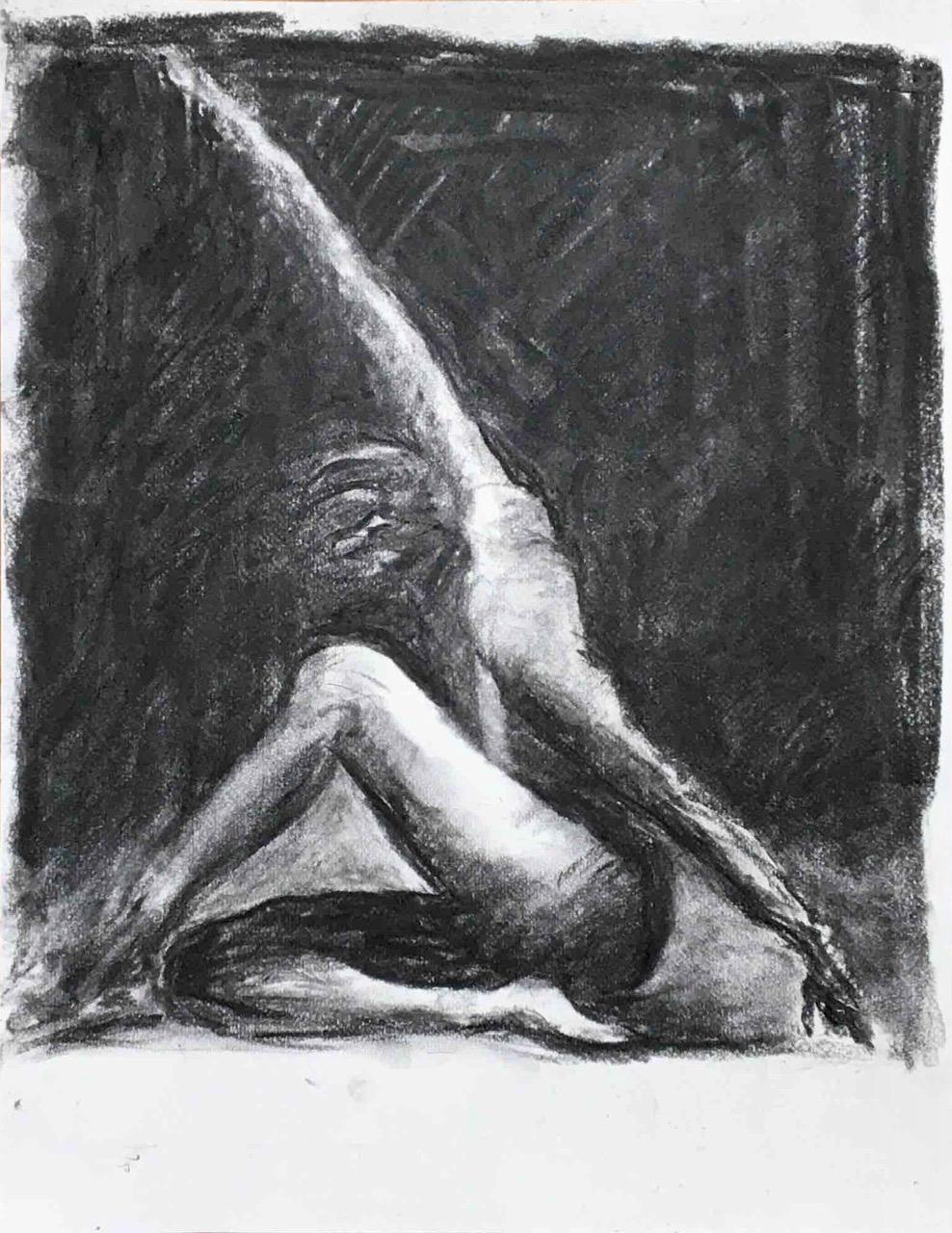 Clair-obscur fusain dessin  cours de dessin