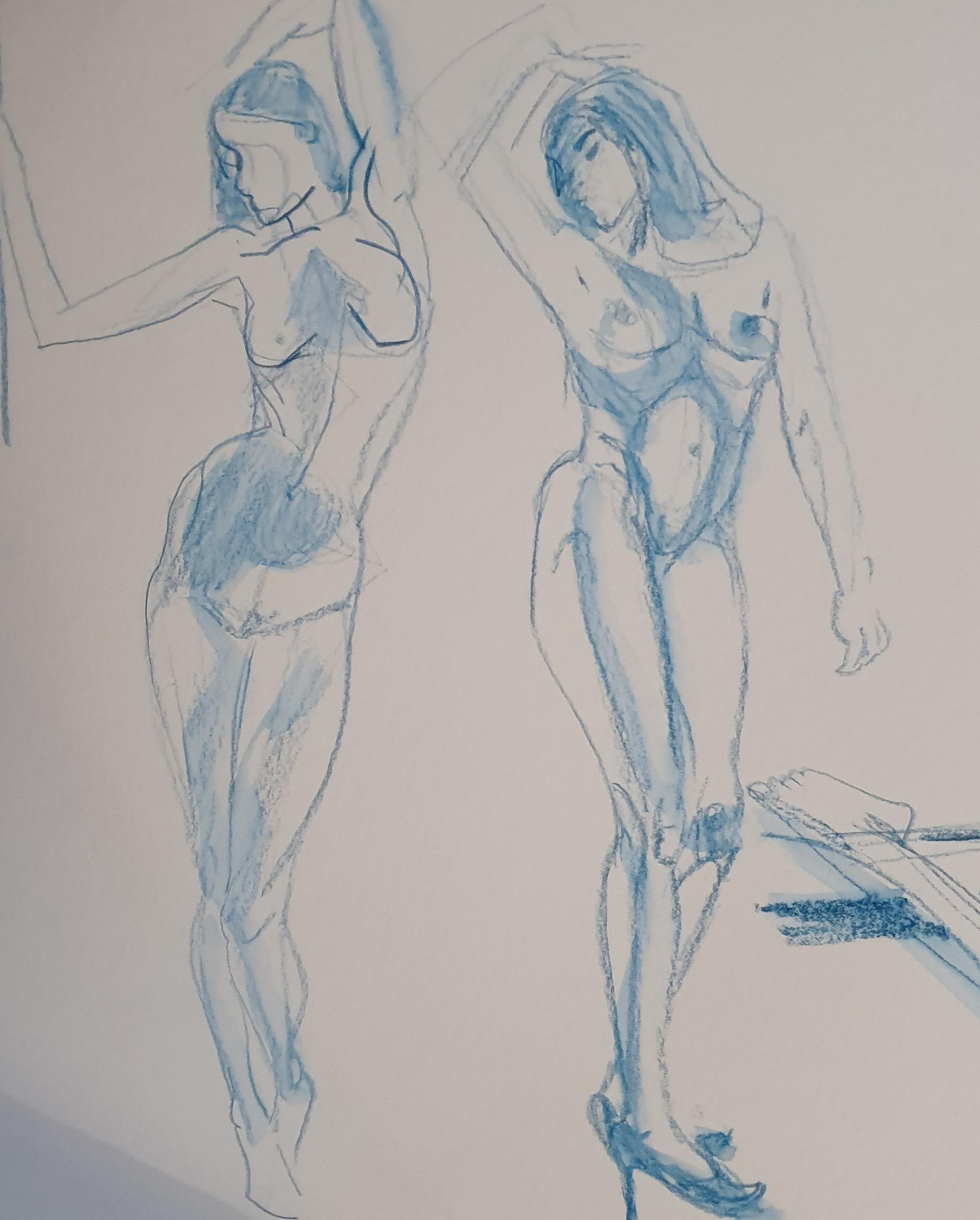 Dessin aquarelle rapide  cours de dessin
