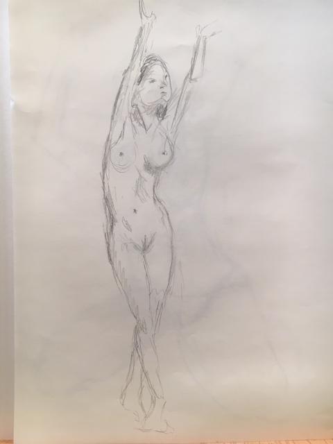 Dessin une minute crayon de papier  cours de dessin