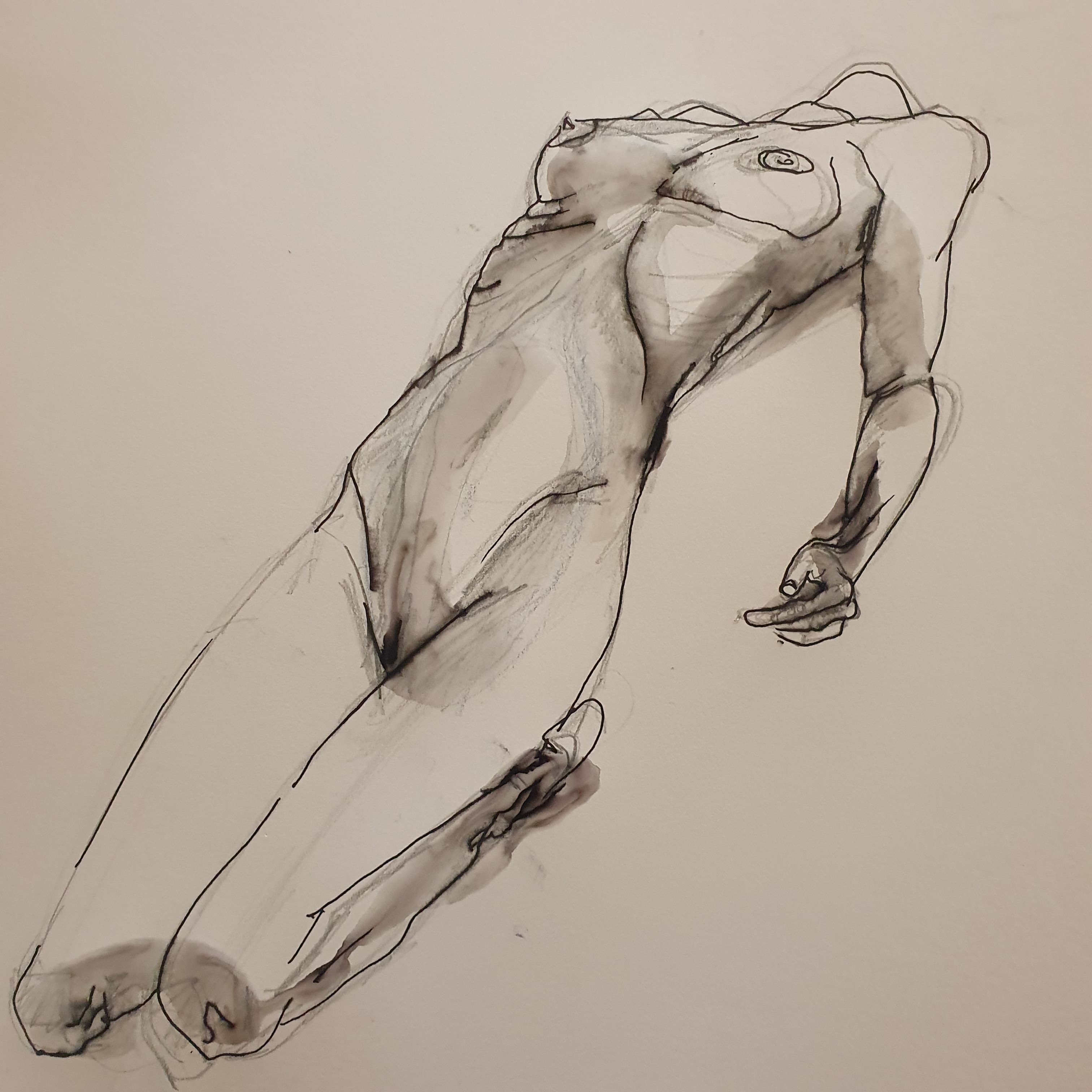 Dessin raccourci encre feutre crayon papier  cours de dessin