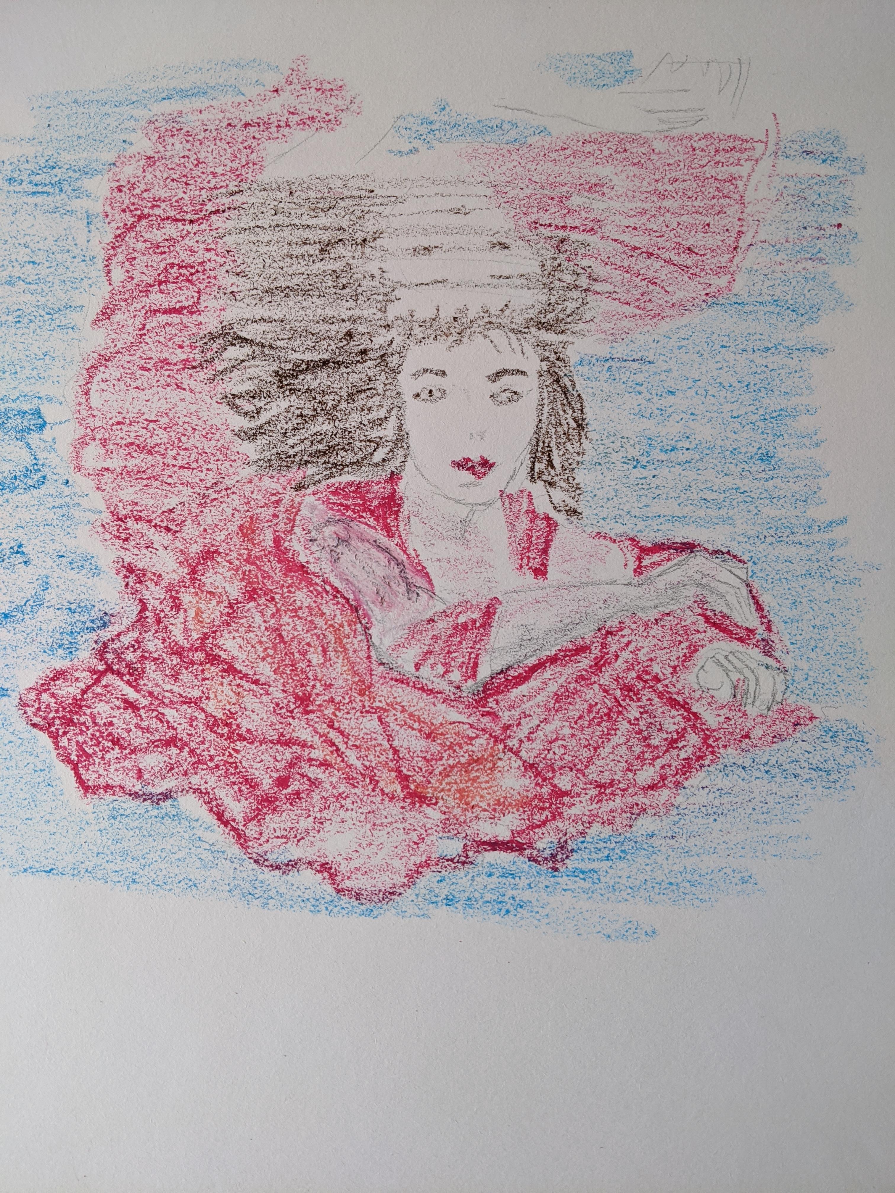 pastelles dessin couleur   cours de dessin