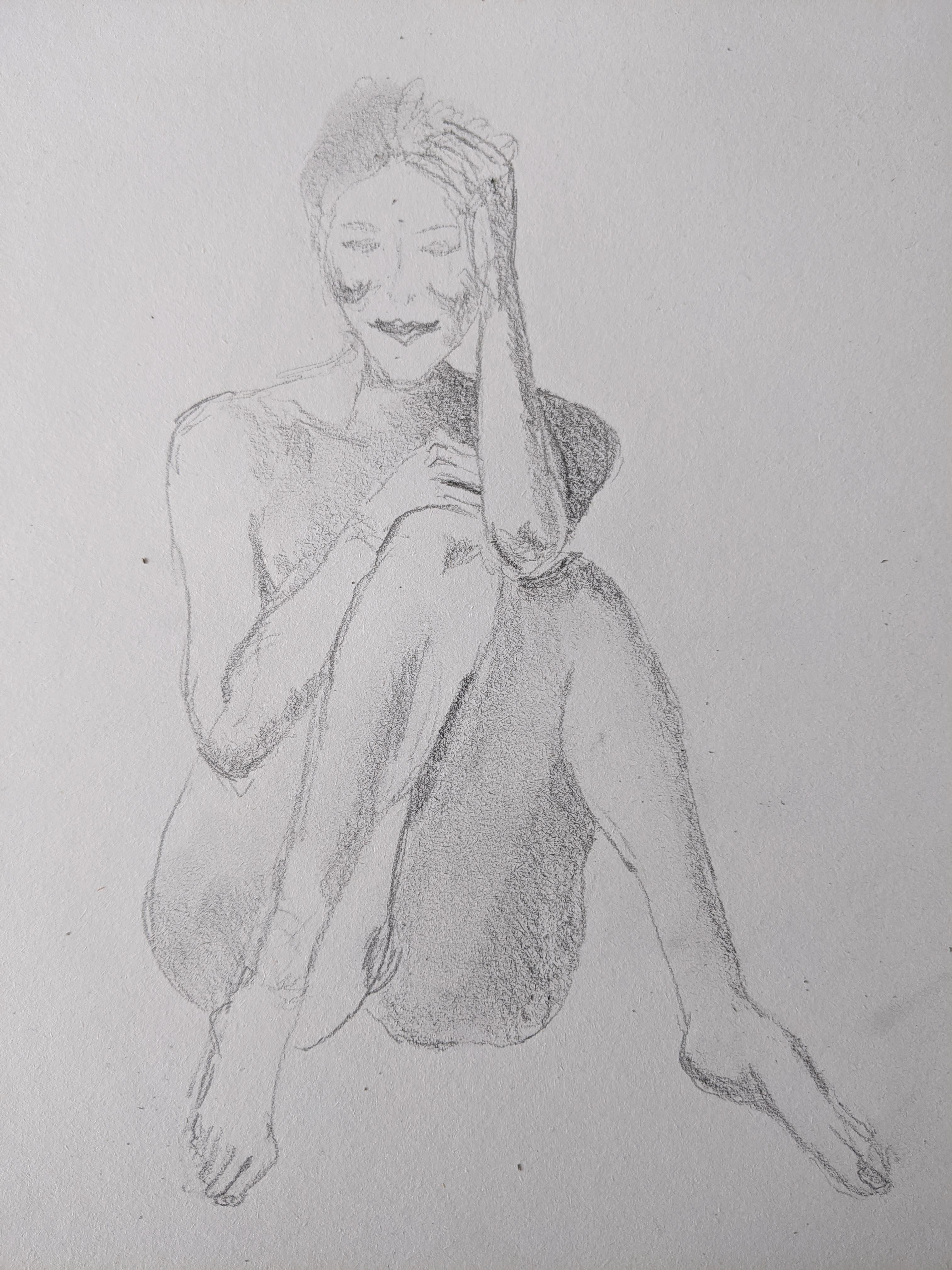 dessin croquis crayon de papier   cours de dessin