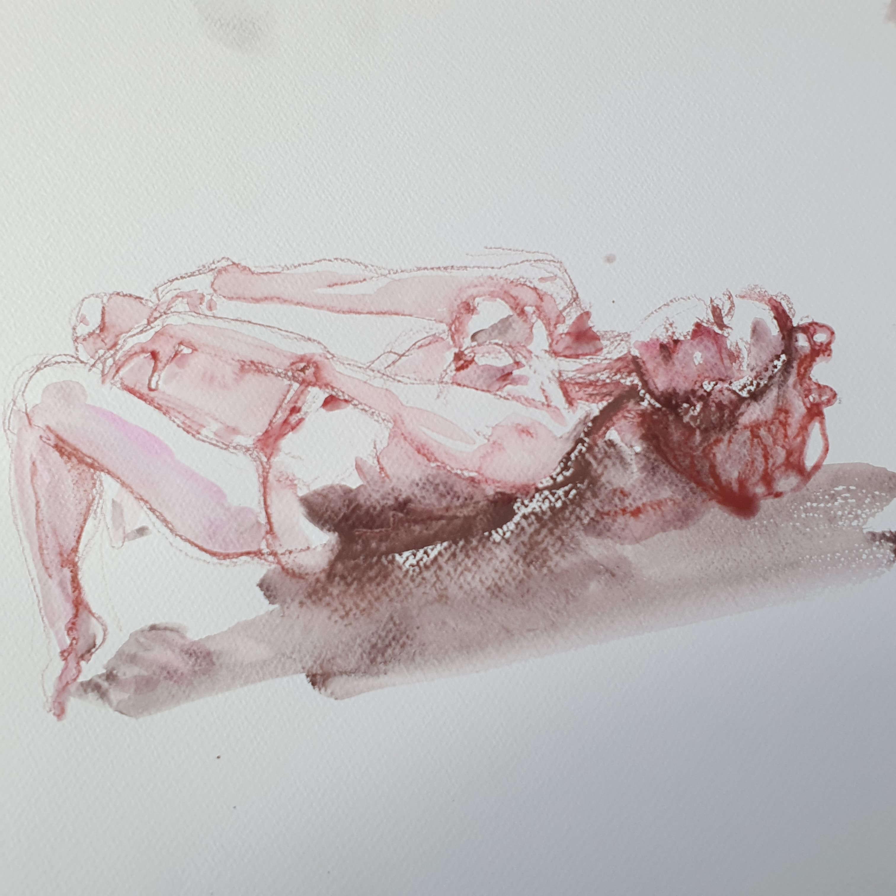 Dessin aquarelle et crayon de couleur  cours de dessin