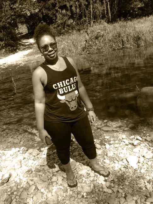 modele vivant femme christelle