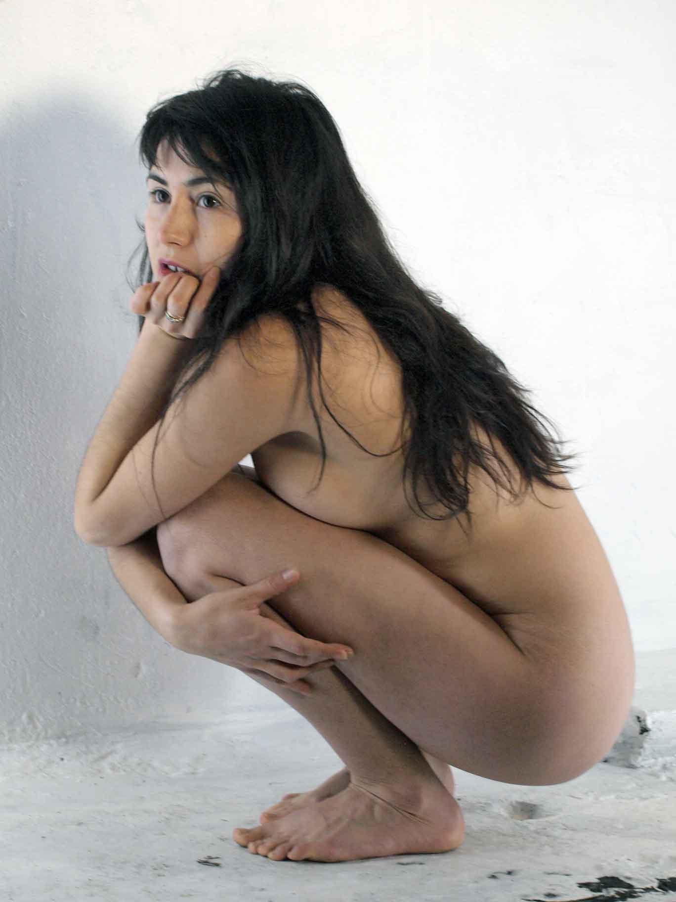 modele vivant femme cynthia