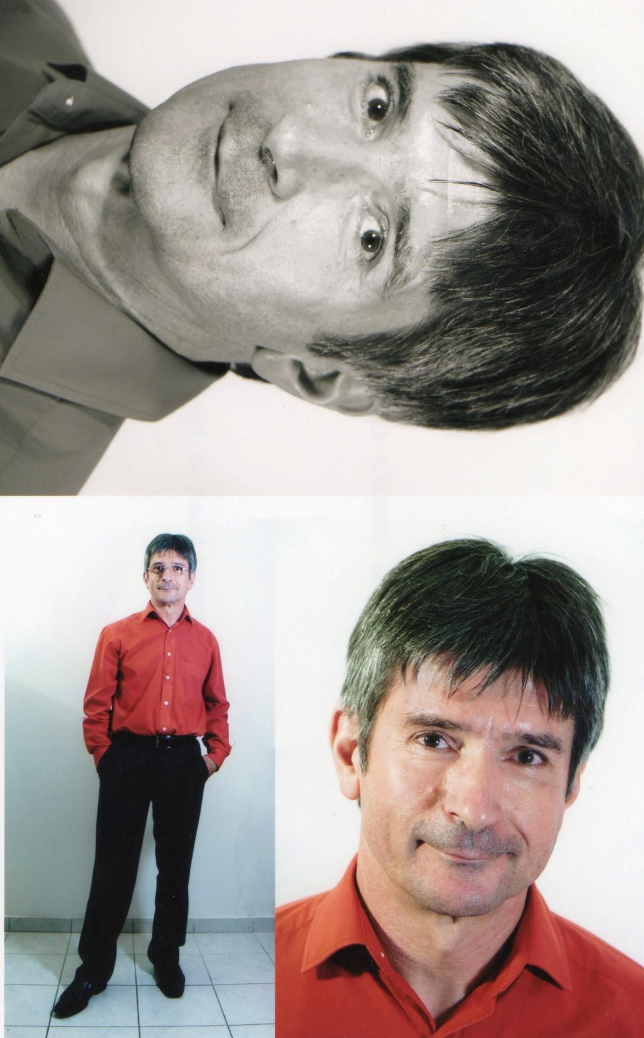modele vivant homme patrick