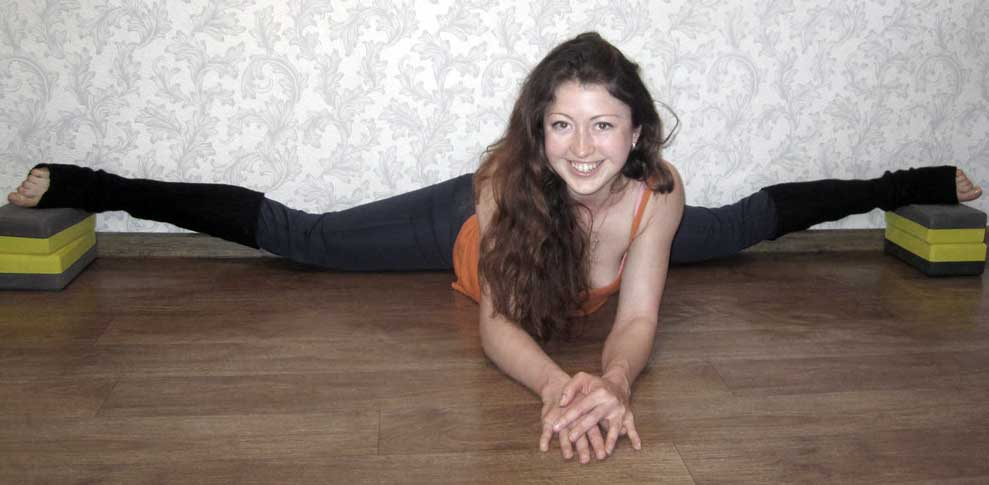 modele vivant femme irina