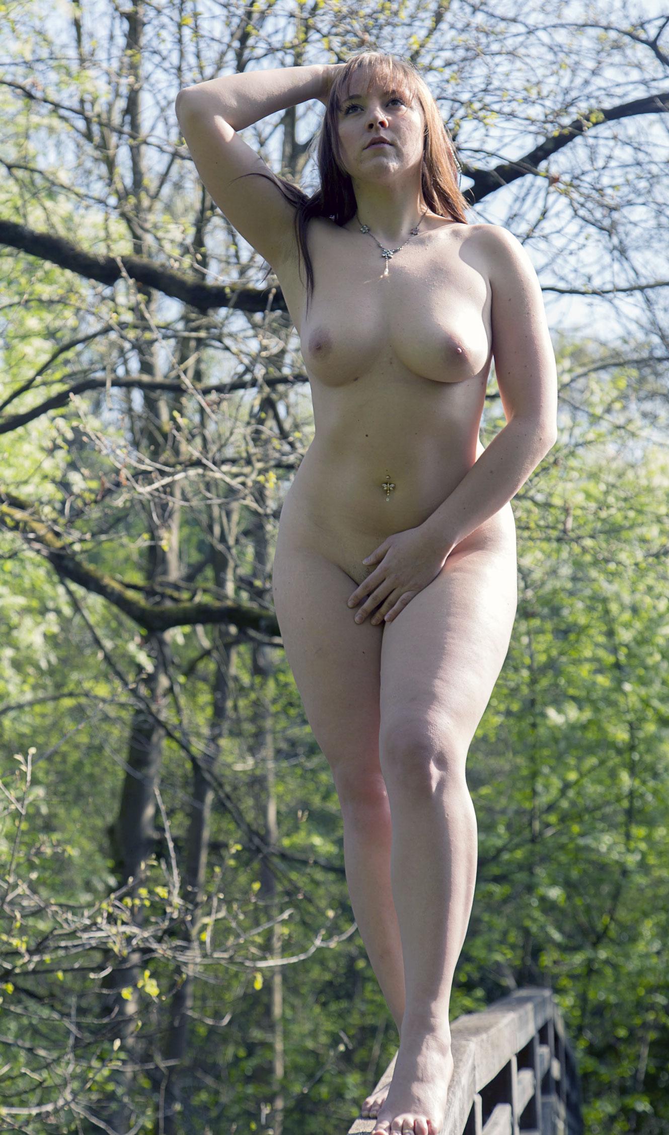modele vivant femme aurelie