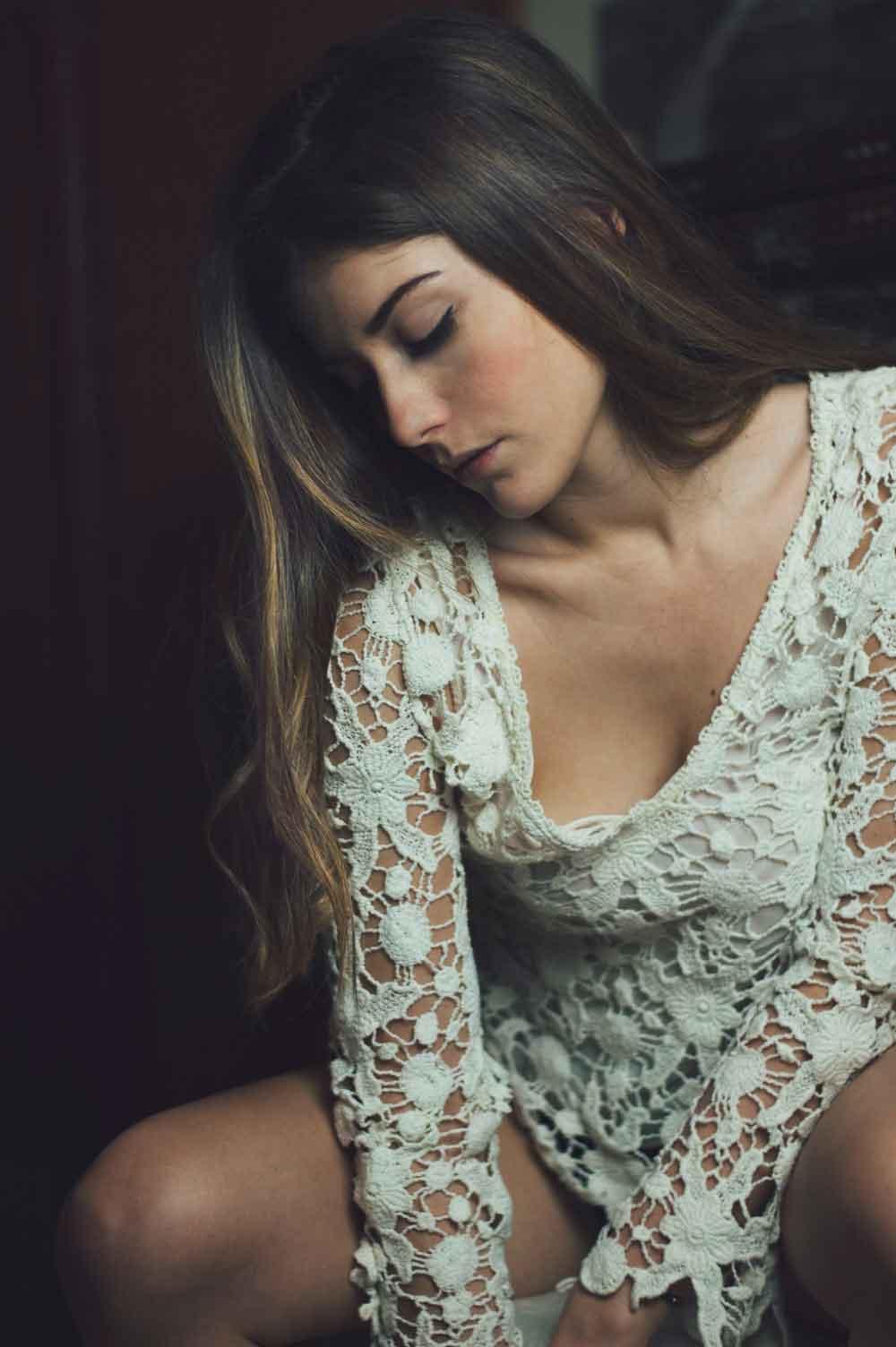modele vivant femme sarah