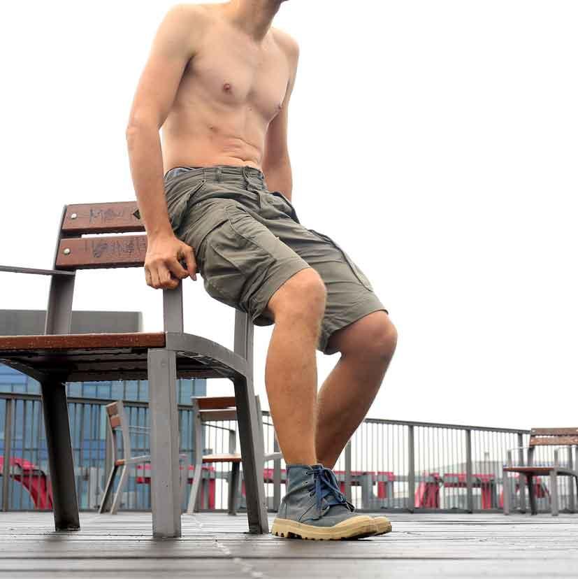 modele vivant homme francois