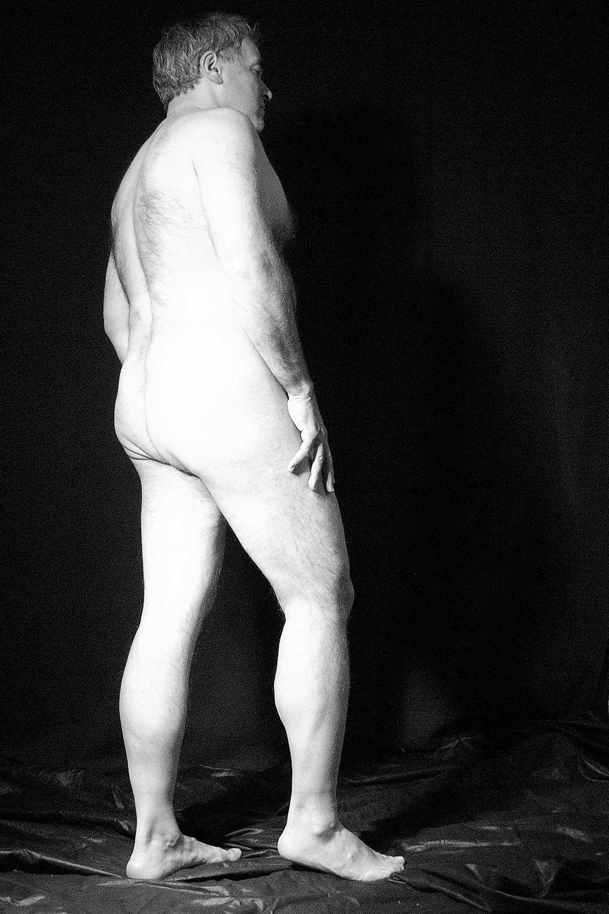 cours dessin modele vivanthomme jean-claude